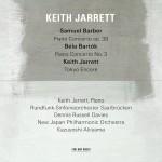 """""""Samuel Barber/Béla Bartók"""" cover"""