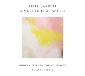"""A Multitude of Angels"" cover"