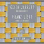 """Vic Olsen - """"Keith Jarrett: Bregenz Concert / Franz Liszt: Sonata in B minor"""""""